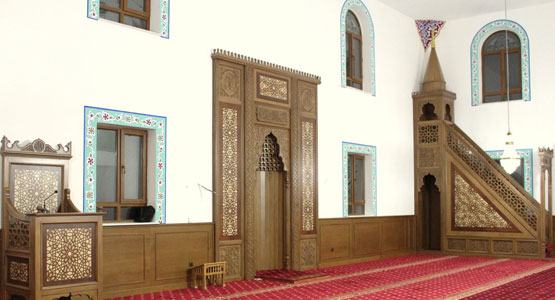 Cami Halısı Mihrap Halısı