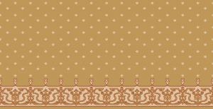 S107_hardal yün cami halısı deseni