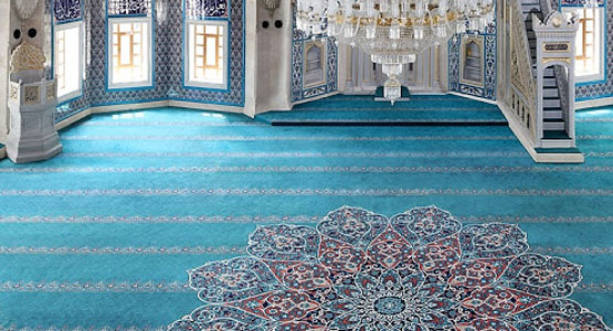 yün cami halısı 1
