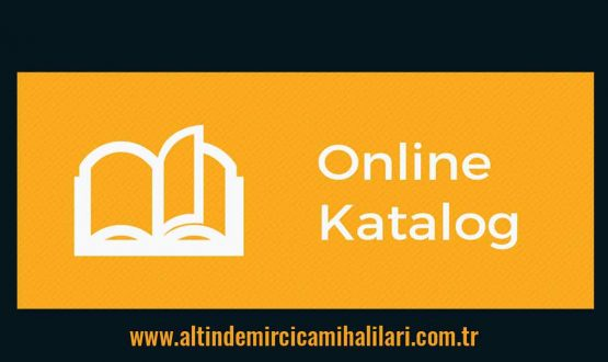 Cami Halısı Online Katalog