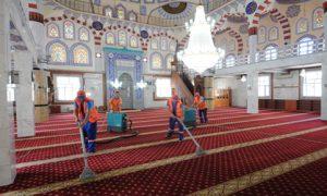 Cami Halı Temizliği