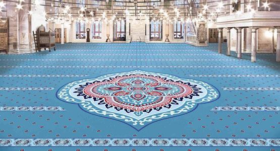 göbekli cami halısı 1