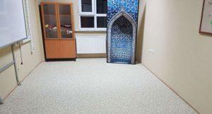 Duvardan Duvara Cami Halısı